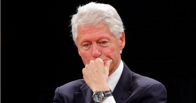 Former President Clinton And Daughter Chelsea Visit South Africa