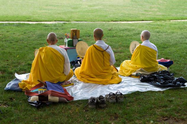 1 Monk