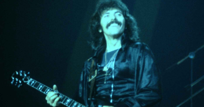Tony Iommi Featured