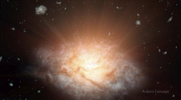 3-luminous-galaxy