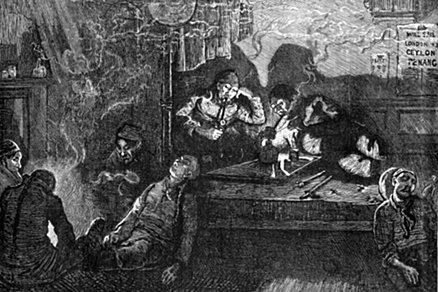 10 Sordid Insights Into The Victorian Opium Age - Listverse