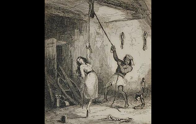 Corporal punishment in prison - 2 part 6
