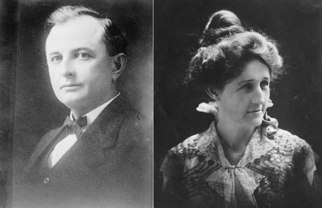 James and Miriam Ferguson
