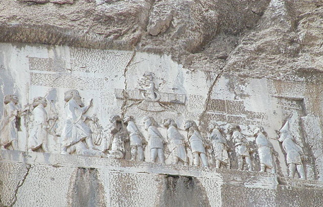 6-Behistun-Inscription