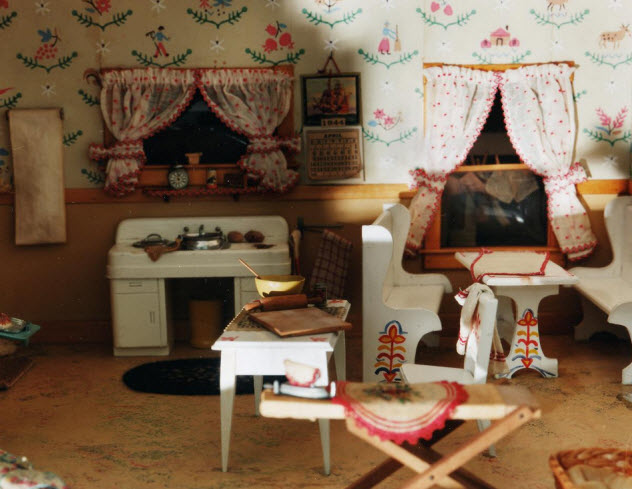 10 Intriguing Dollhouses That Aren T For Play Listverse