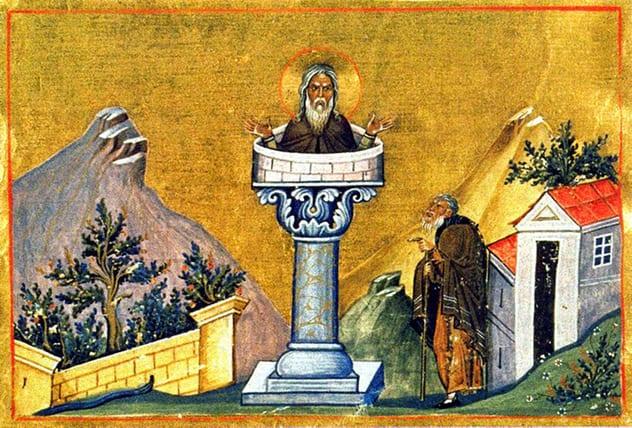 simeon-atop-his-pillar