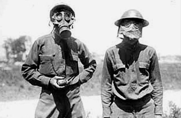 wwi-gas-masks