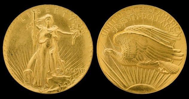 secret service: 3-double-eagle-gold-coin