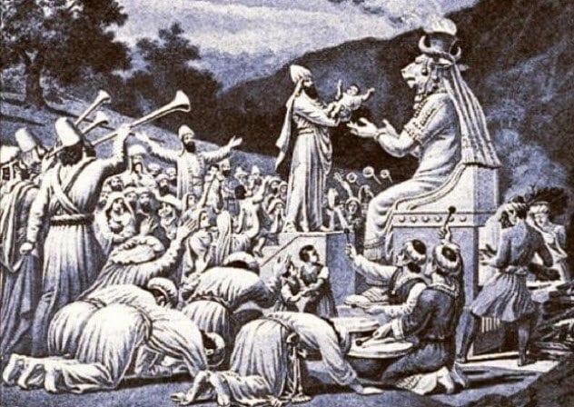 Historical Misconceptions 8a-ancient-infanticide