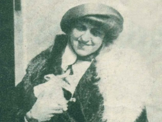 Edith Russell