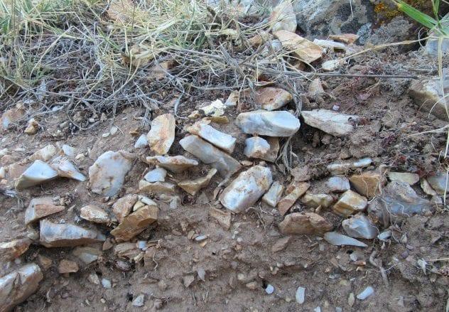 Naxos Stone Tools