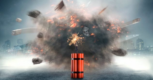 Top 10 Explosive Historical Facts And Calamities About Dynamite Listverse