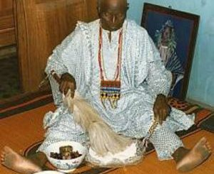native doctor
