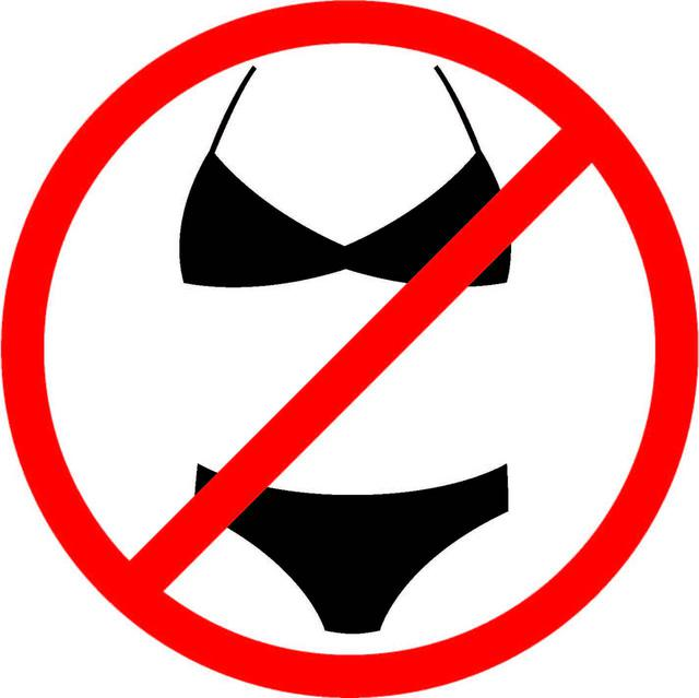Pastor ban female members from wearing underwear to church