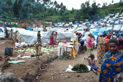 Poor state of Idp camps in Nigeria