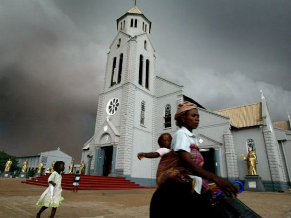 Nigerian Churches Are Encouraging Corruption