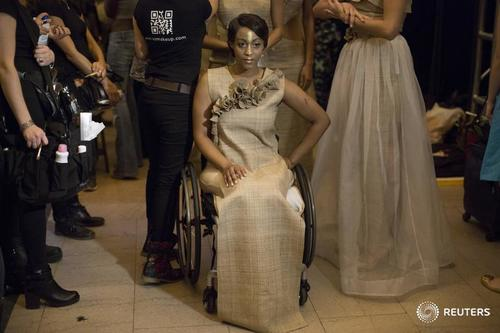 Leslie irby disabled model
