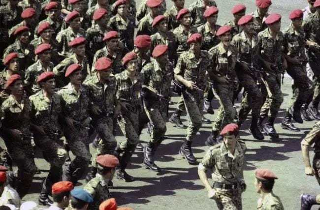 Top 10 Most Powerful Militaries In Africa (updated)