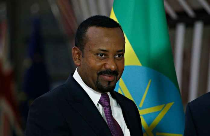 abiy ahmed is the youngest president in africa right now