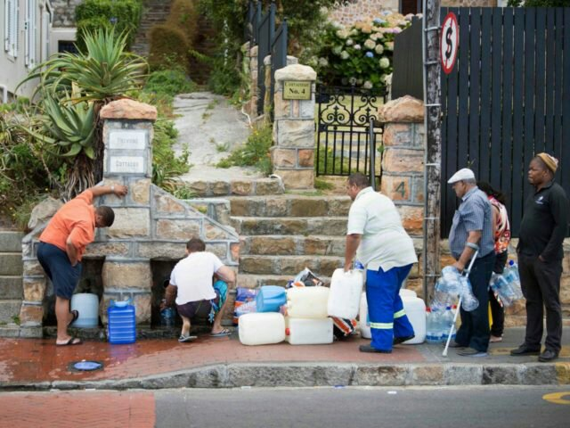 Cape Town Is On The Brink Of Running Out Of Water