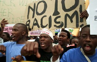 Racism In South Africa - A Ticking Time Bomb