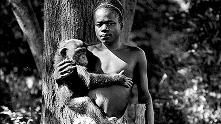 The sad story of Ota Benga