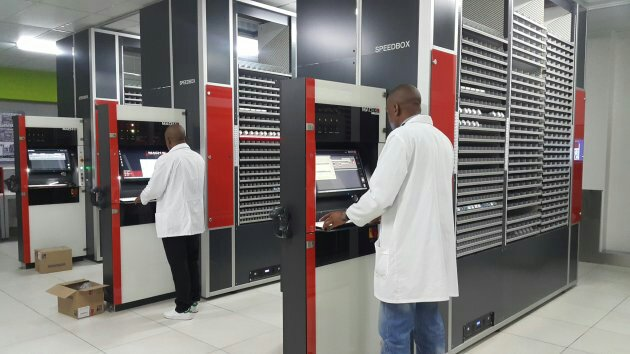Africa's First 'ATM Pharmacy' Launched In South Aafrica