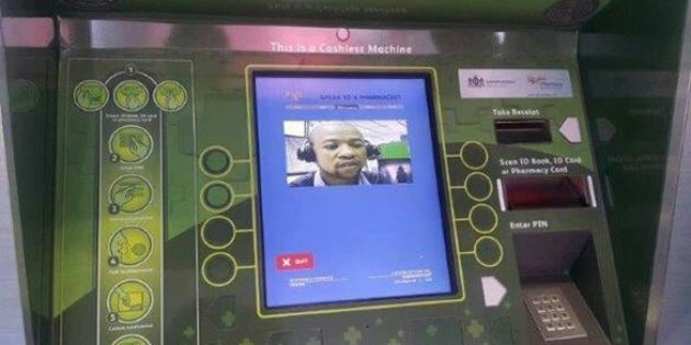 Africa's First 'ATM Pharmacy' Launched In SA