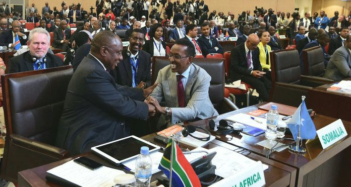 African Nations Sign World's Largest Free Trade Agreement