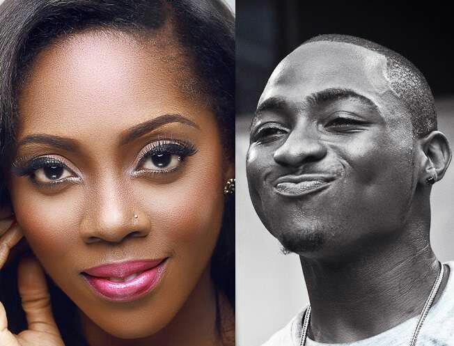 Tiwa Savage, Davido Nominated For BET Awards