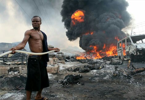 Top 10 Most Dangerous Countries in Africa, 2018 - Global Peace Report