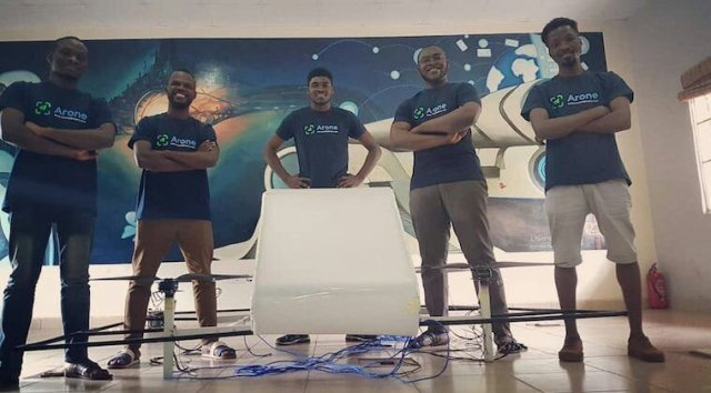 Nigerian Startup to Deliver Medical Supplies to Local Clinics Using Drones