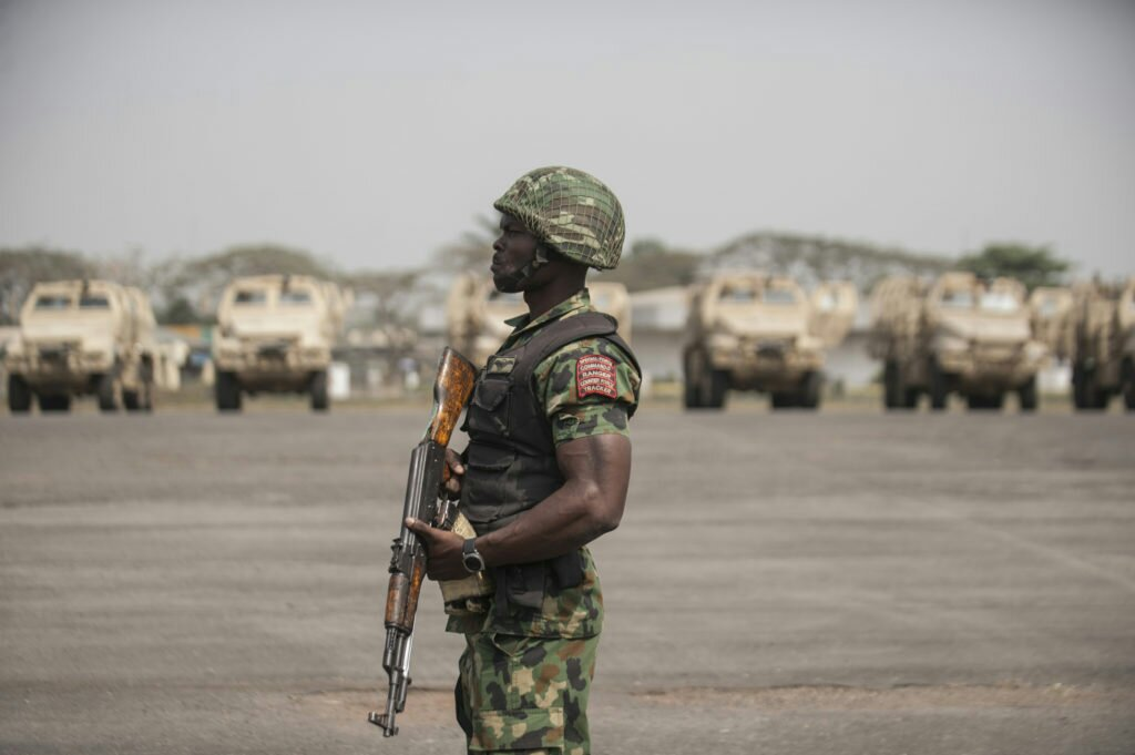 Most powerful militaries in Africa 2018