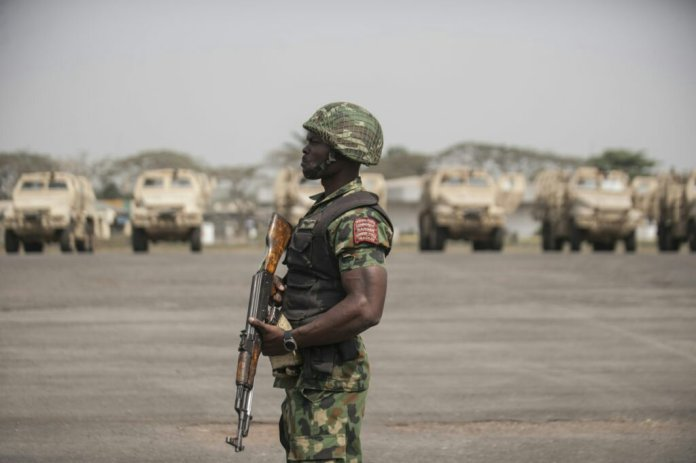 Global Military Strength: Nigeria's Military Ranked 43rd in the World, 4th in Africa