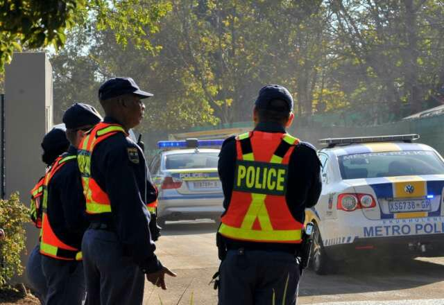 8 South African Policemen Arrested For Torturing And Murdering A Nigerian Man