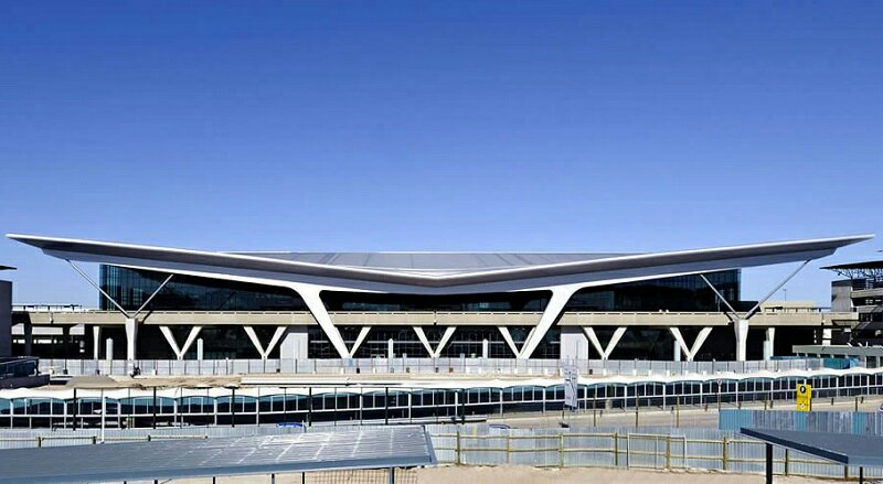 Cape Town International Airport  Voted Africa's Best Airport Once Again