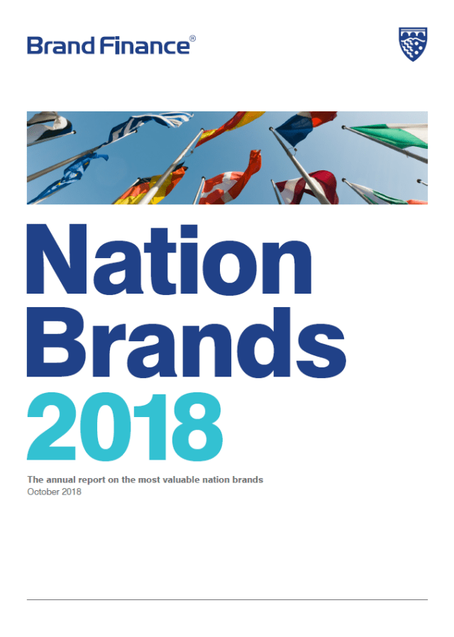 South Africa, Nigeria Ranked Africa's Most Valuable Nation Brands of 2018
