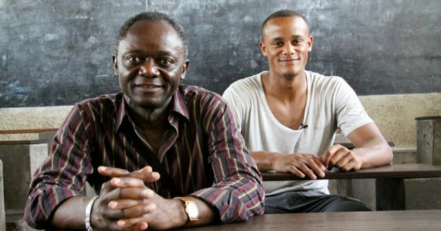 Vincent Kompany's Father Becomes Belgium's First Black   Mayor