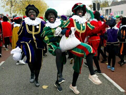 Black Pete: The Controversial Christmas Tradition where White People Wear blackface