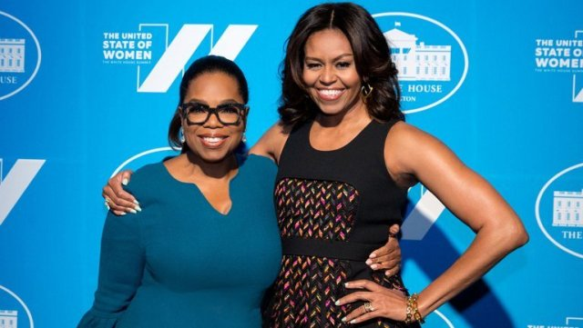 Michelle Obama, Oprah Ranked Top 'Most Admired Women ' In America