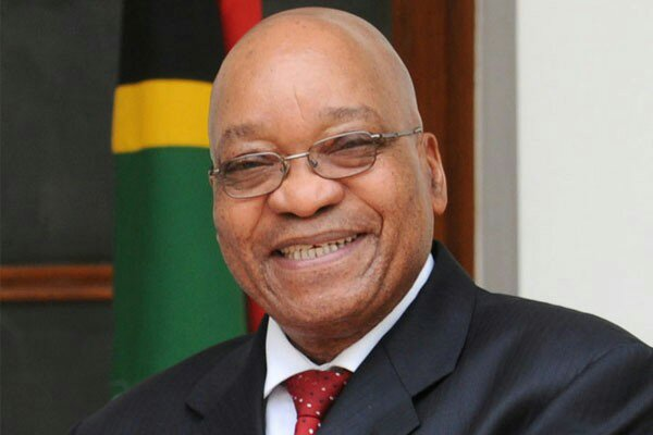 Zuma Ranked South Africa's Trending Personality On Google Search In 2018 (Full List)