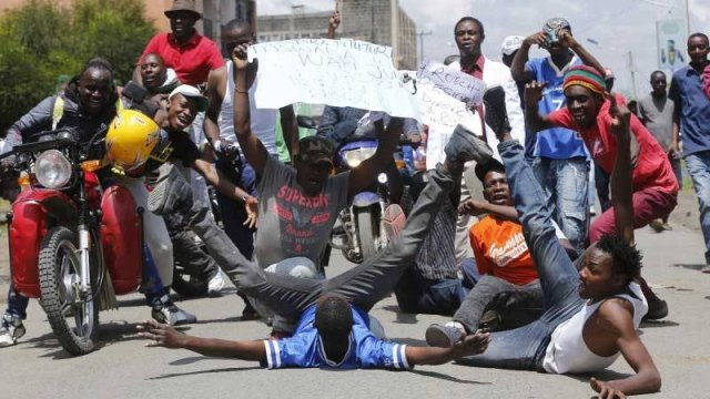 Top Protests Across Africa That Influenced Major Governments Decisions in 2018.