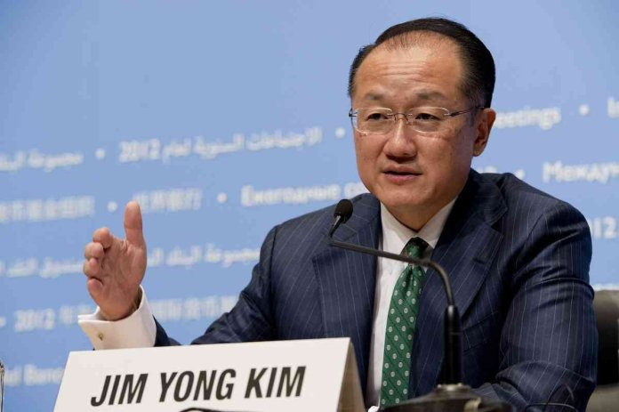 Jim Yong Kim steps down as President of World Bank