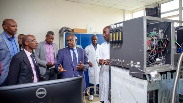 Climate Change in Africa: Africa's First Air Quality and Climate Laboratory Launched in Rwanda