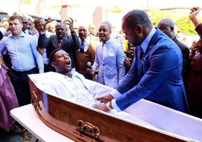 South African Pastor Faces Lawsuits and Ridicule After Allegedly 'Raising Man from the Dead'