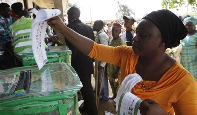 INEC Postpones Nigeria's Elections to Feb 23, March 9