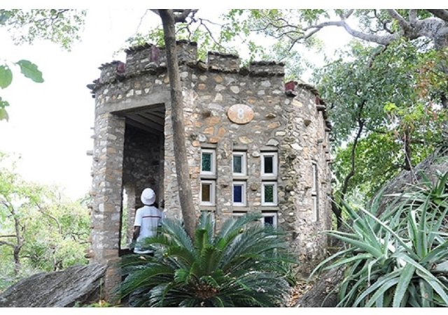 World's Smallest Church is in Uganda and it Only Accommodates Three