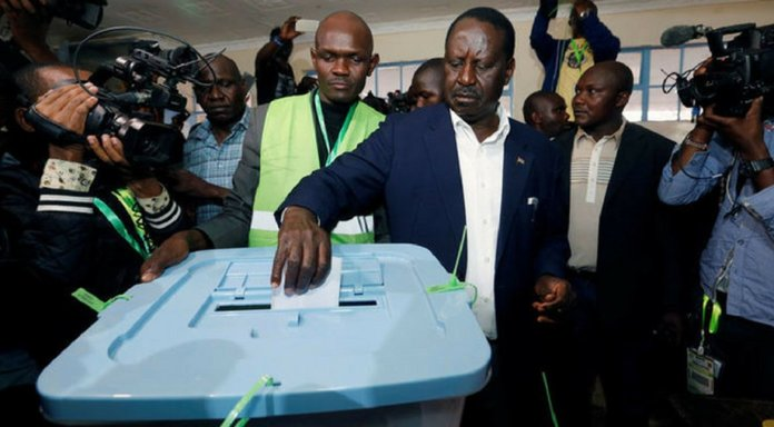Kenya Presidential Election Cancelled By Supreme Court