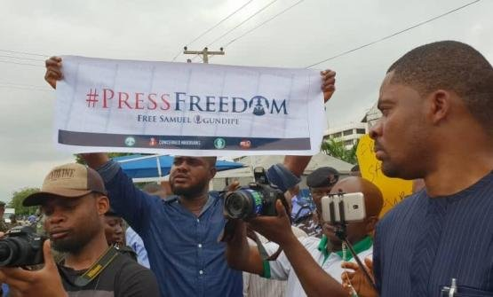 Press Freedom: Nigeria Ranked 120 out of 180 countries