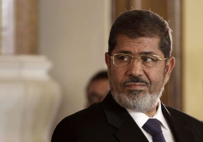 Former Egyptian President Morsi Dies After Collapsing in Court
